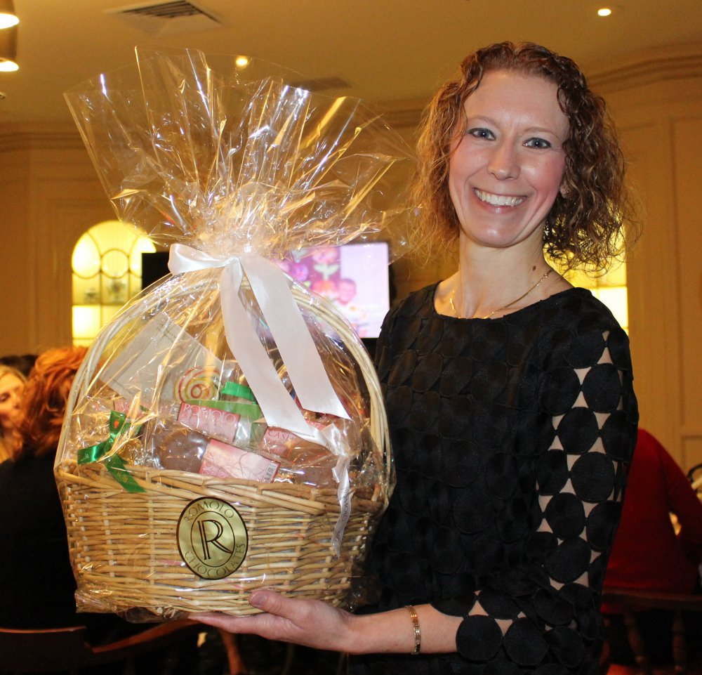 2017 Gift Basket Raffle Winners