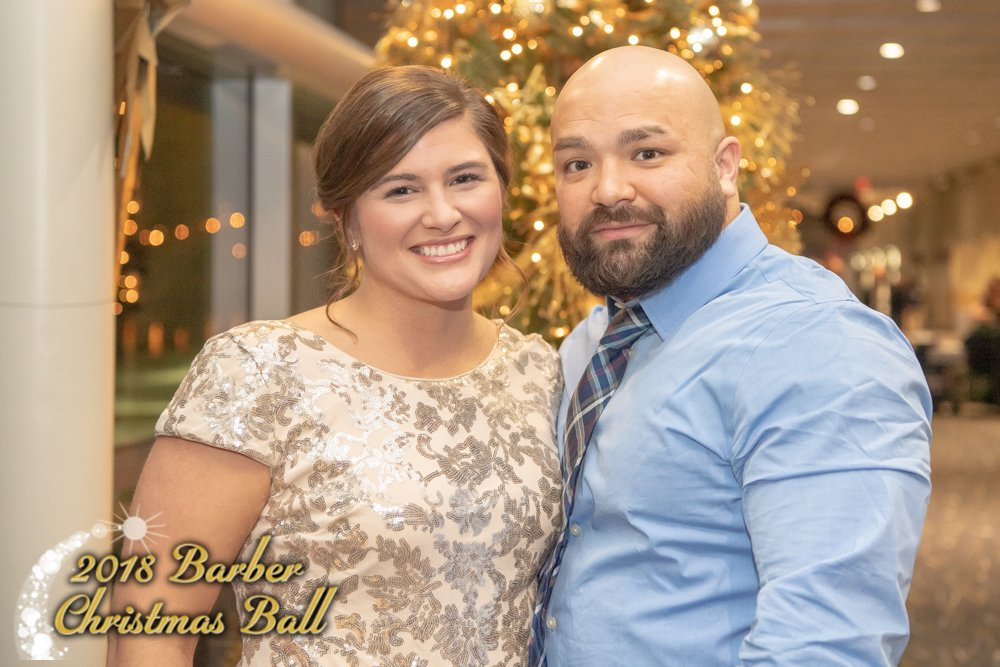 Barber Christmas Ball in Erie, PA - Barber National Institute