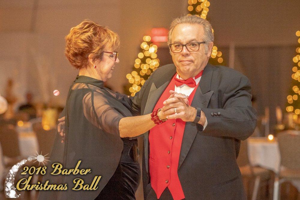 2018 Barber Christmas Ball - Event Photos