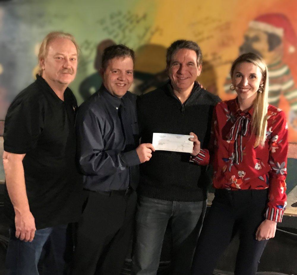 Band Together Pittsburgh Donation