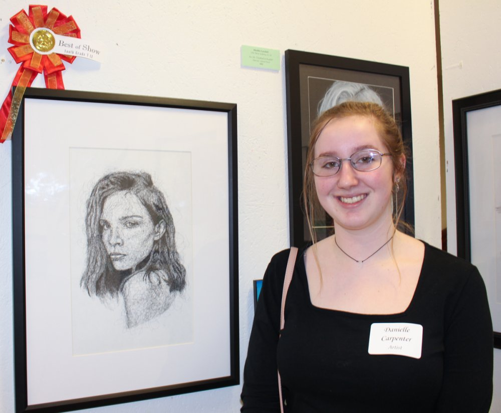 2019 Art Show Youth Award Winners