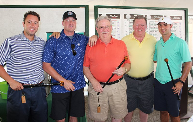 2019 Shillelagh Golf Tournament Winners