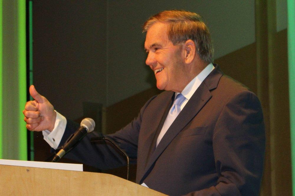 Gov. Tom Ridge Speaks On Disability Employment