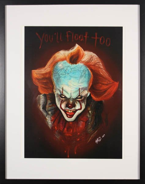 """240 """"You'll Float Too"""" by Gianna Corsi"""