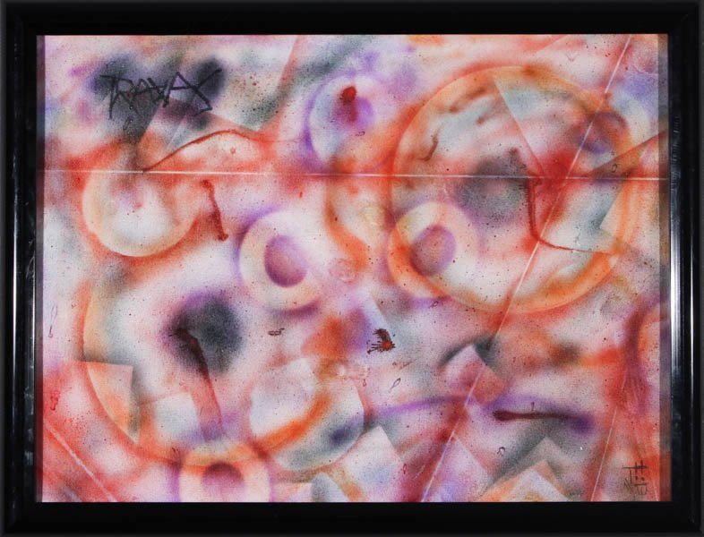"11 ""Red Galaxy"" by Tyler Hoopsick"