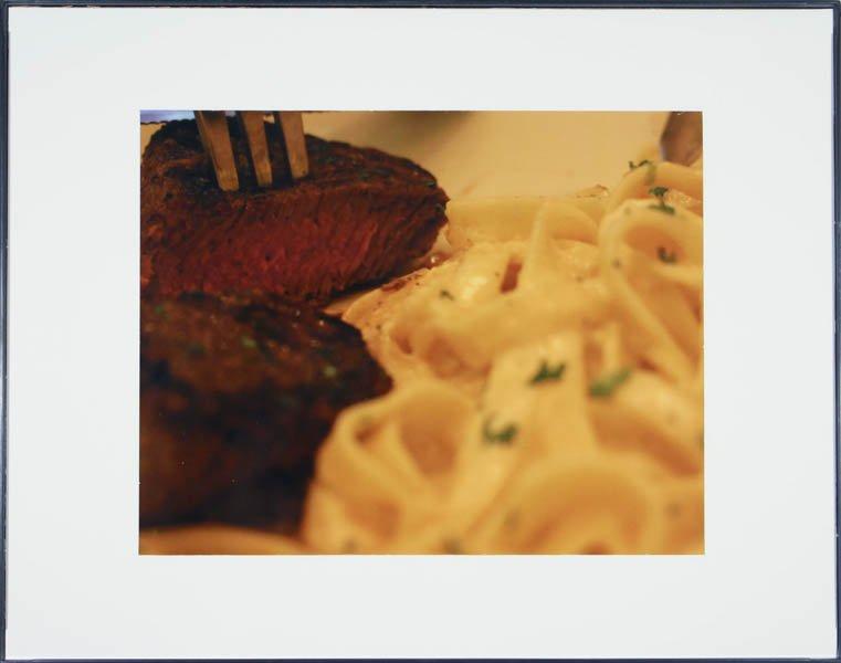 """20 """"Steak"""" by Quin Breter"""