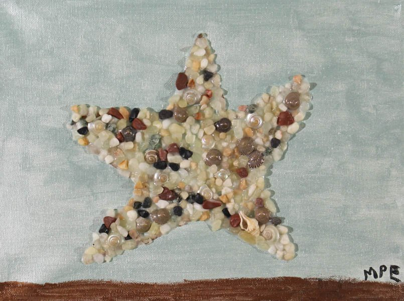 """41 """"Starfish in the Water"""" by Molly Elliott"""