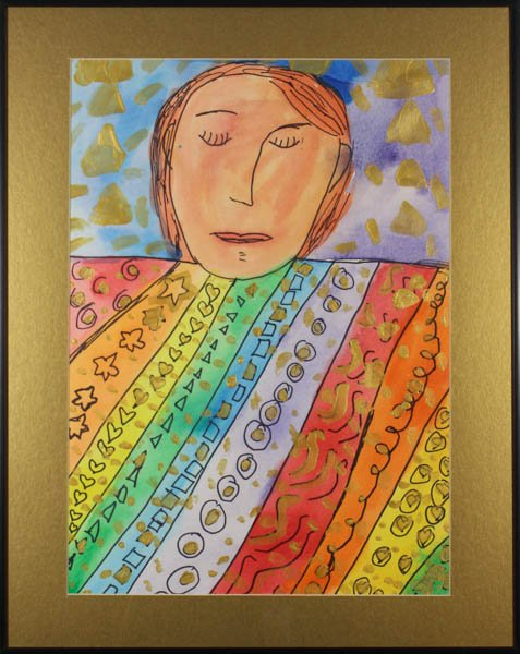 """71 """"Lady of Peace"""" by Taziyah Butler"""