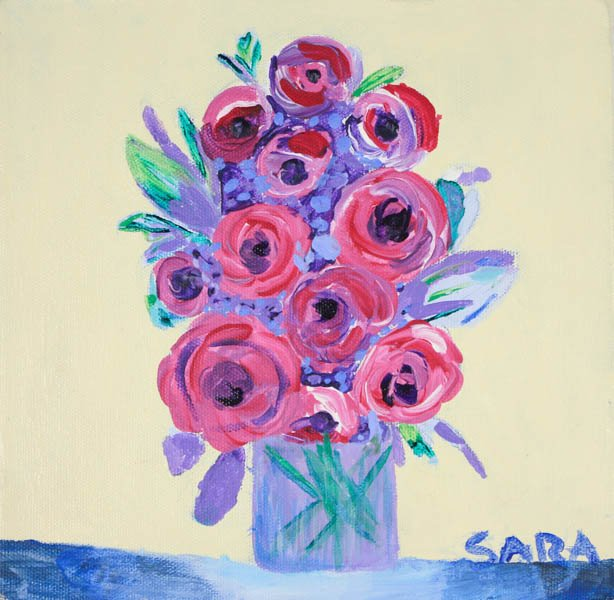 "119 ""Roses"" by Sara White"