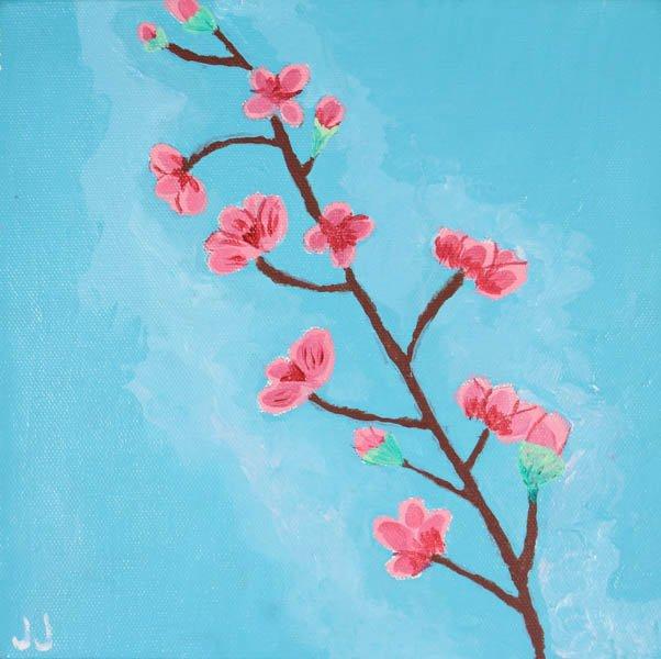 "120 ""Cherry Blossom"" by Jasmin Jones"
