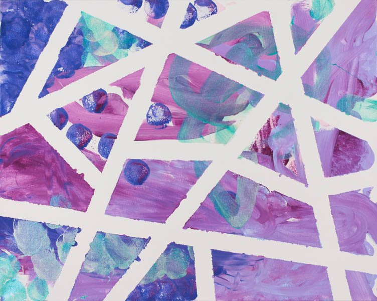 """154 """"Mindful Mess"""" by Norah Keeney"""
