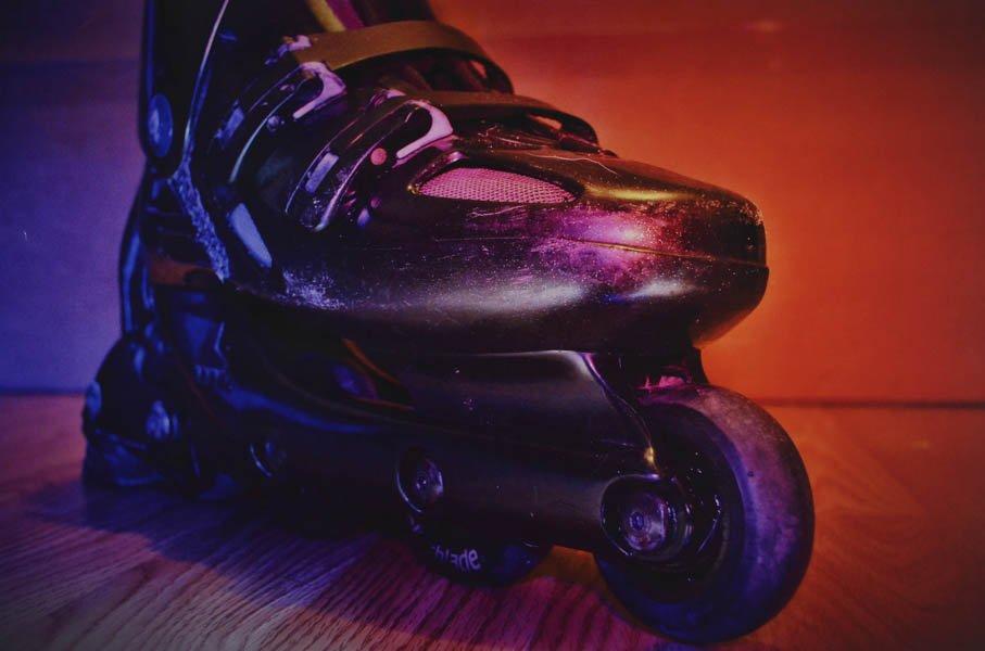 "161 ""Glam Skates"" by Matthew Krell"