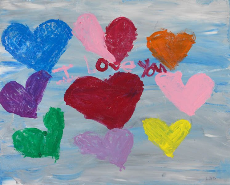 """185 """"Sweet I Love You's"""" by Lydia Conley"""