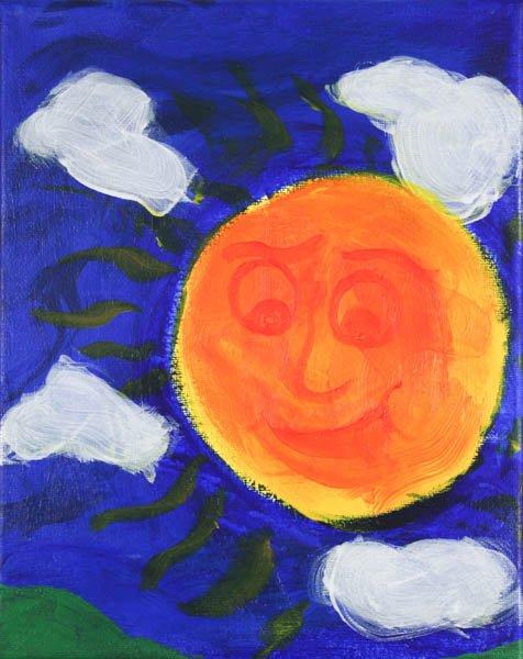 """195 """"A Happy Day"""" by Seth Roeback"""