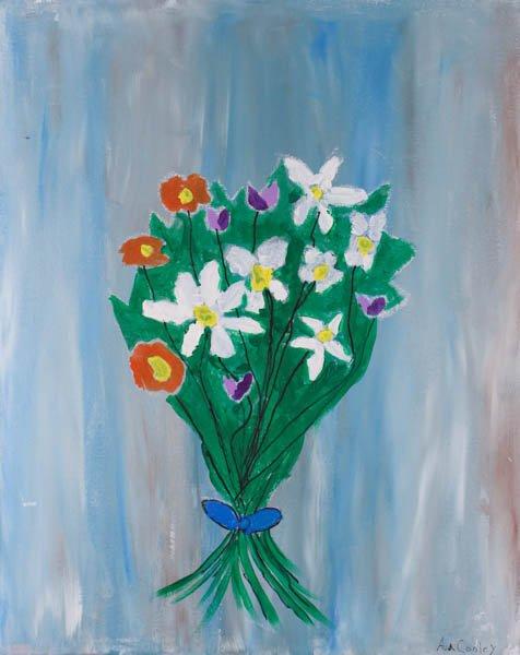 "187 ""Daisy Bouquet"" by Ava Conley"