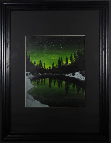 """203 """"Northern Lights"""" by Anna Downey"""