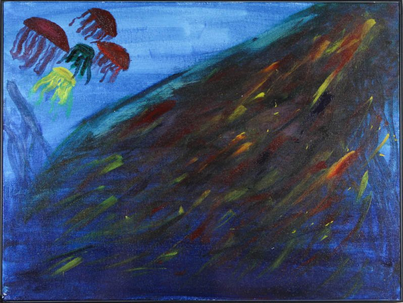 "217 ""Deep Sea Mysteries"" by Tanvi Udgiri"