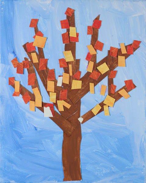 "234 ""Fall Tree"" by Nathanial Black"