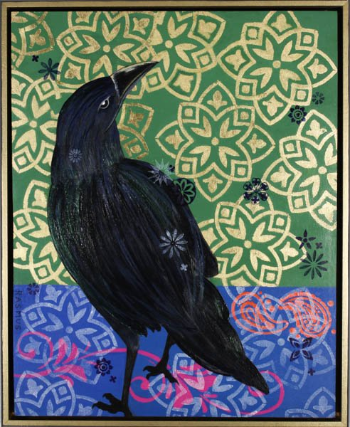 "325 ""Raven"" by Lene Currie"