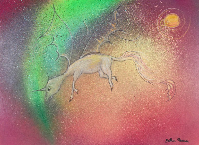 "367 ""Unicorn Sky"" by Heather Newman"