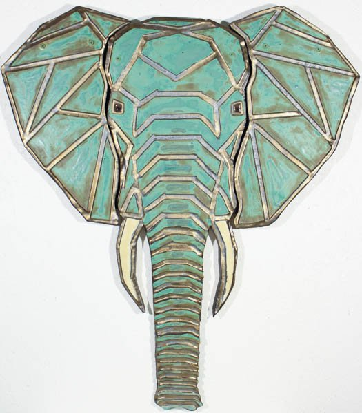 "381 ""Jade Elephant"" by Bloom Artist"