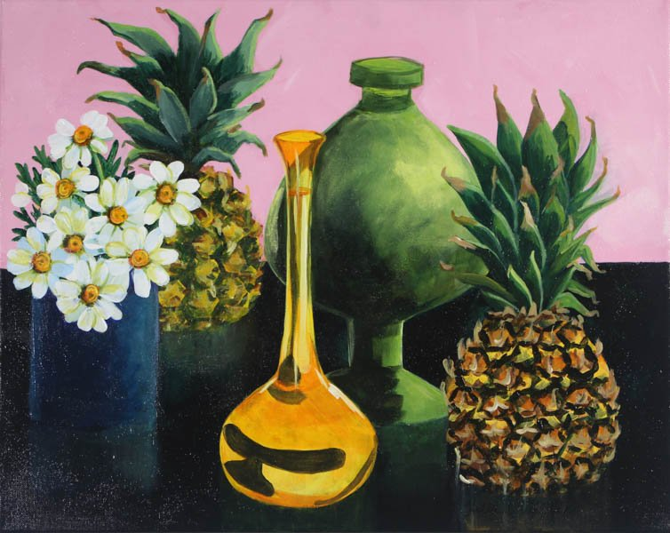 "401 ""Still Life Modern"" by Holly A. Villella"