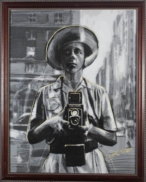 "411 ""Finding Vivian Maier"" by George Norman Lippert"