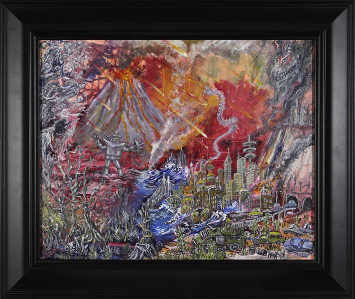 "423 ""Ragnarok"" by Bryan Toy"