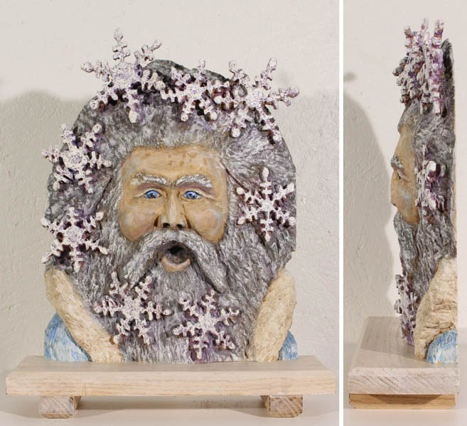 "442 ""Father Blizzard"" by Hank Rafferty"