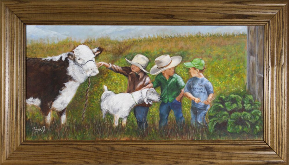 "443 ""Growing Up Country"" by Bonnie Rafferty"