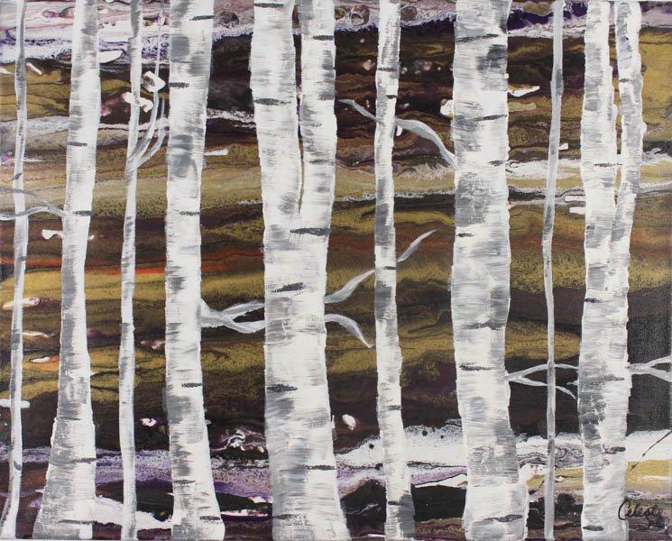 """546 """"Dusk"""" by Celeste Sala"""