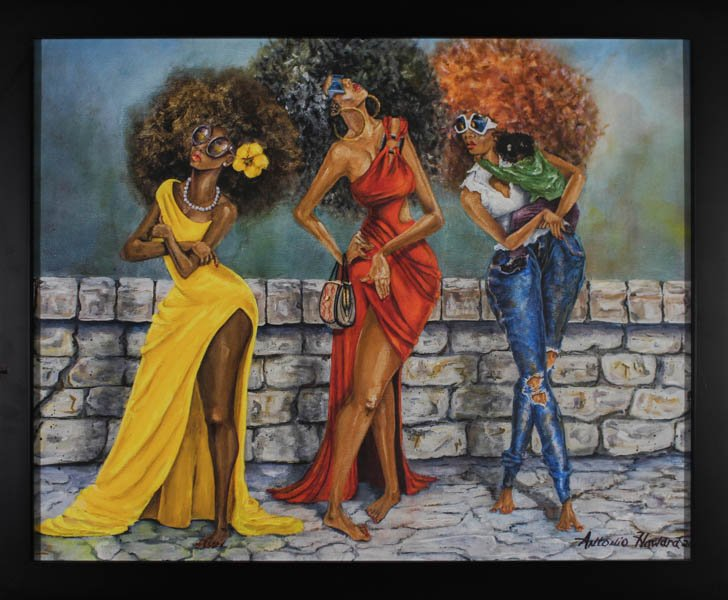 "547 ""Destiny's Child"" by Antonio Howard"
