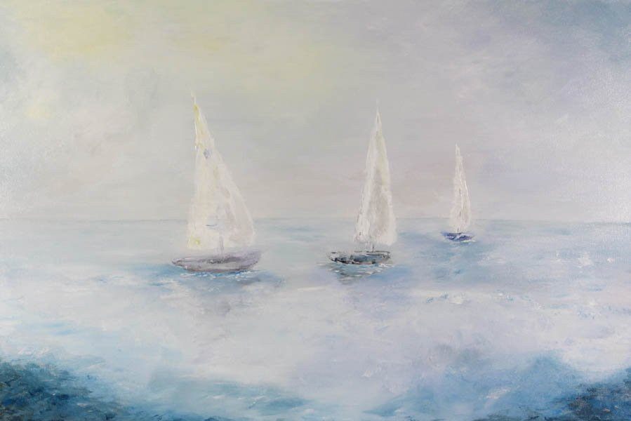 "549 ""Fisherman's Fog"" by Margaret Knight"