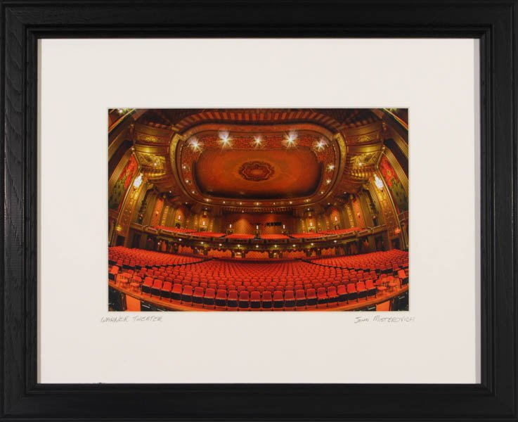 "572 ""Warner Theater"" by John Misterovich"