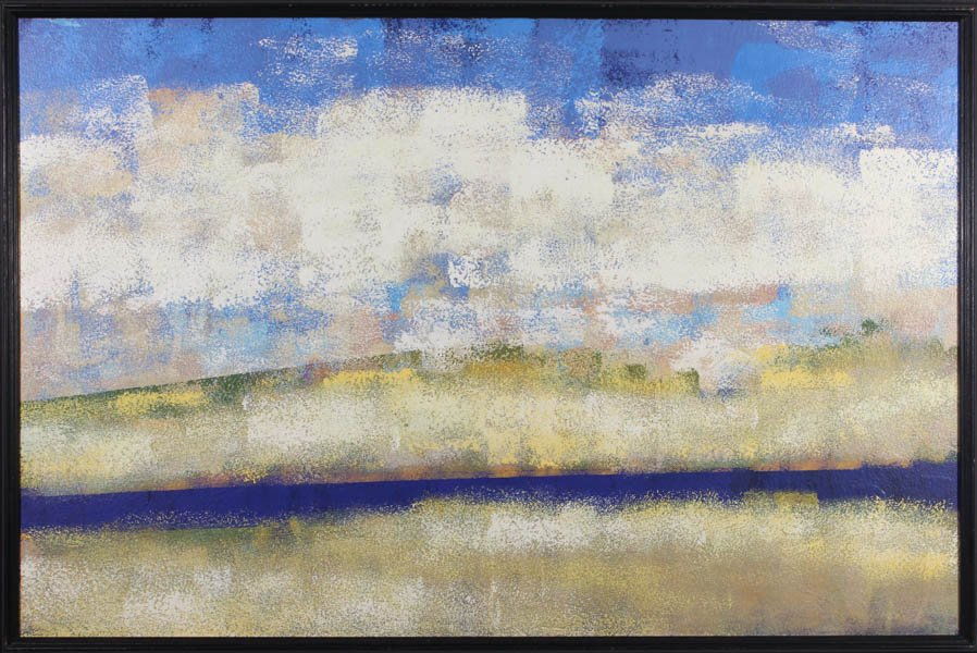 "605 ""Summer Landscape"" by Maria Salas"