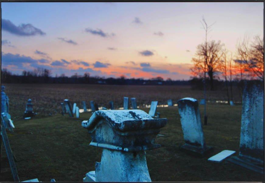 "117 ""Grave Site"" by Vega Carnahan"