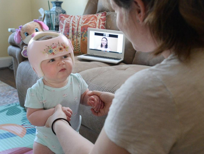 Remote Services Help Babies