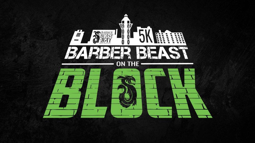 Barber Beast Virtual 5K