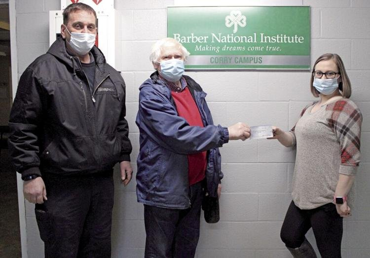 Donation from Knights of Columbus Council 425