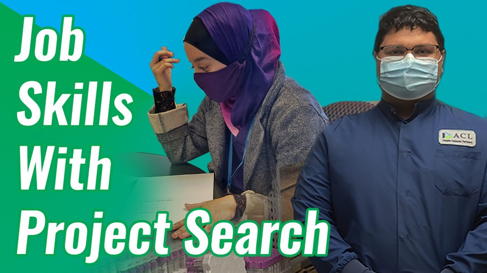 Success With Project Search
