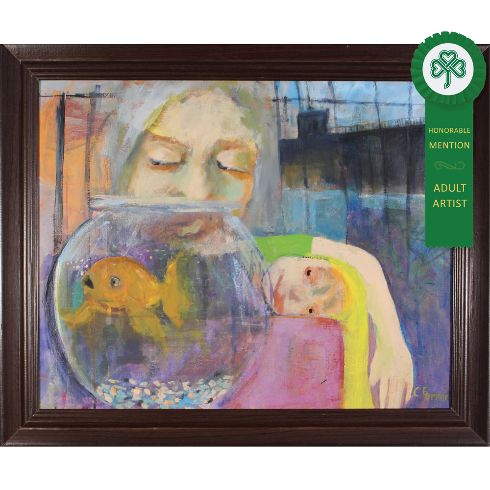 """Fishbowl School"" by Catherine Ferraro"