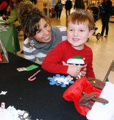 Autism-Friendly Time with Santa at Millcreek Mall