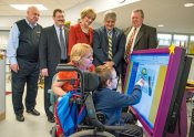MacDonald Illig Donates $20,000 for Technology