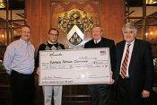Erie Maennerchor Donates $10,000