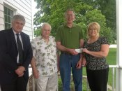 Knights of Columbus Donation Supports Autism Program