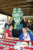 Barber Beast Visits Girard Picnic