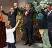 Saint Vincent Hospital and Highmark Blue Cross Blue Shield Team Up to Sponsor Beast
