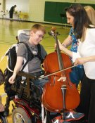 Erie Chamber Orchestra brings Musical Petting Zoo