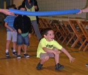 Connections Camp closes with carnival-style field trip