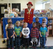 Clownin' around: Ringling Brothers stop by